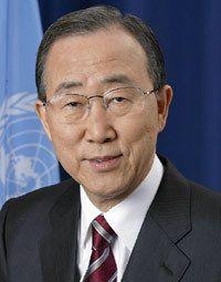 @Ban Ki-Moon