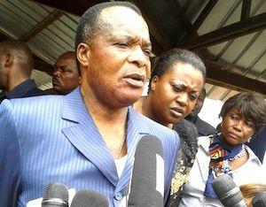 @Sassou N'Guesso après son vote