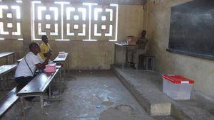 @Bureau de vote Angola Libre