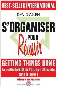 Couverture du livre de David Allen sur la méthode GTD