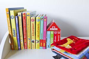 Eveiller mon bébé avec des livres