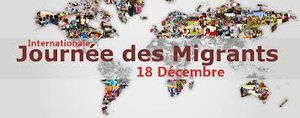 18 decembre 2015 journee mondiale de migrants