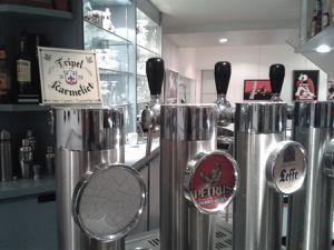 Bières pressions