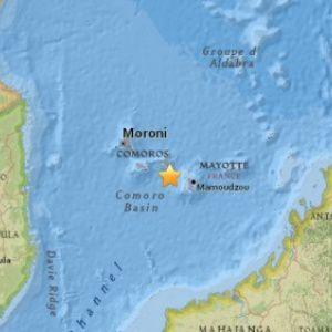Tremblement de terre : 4,6 sur l'échelle de Richter