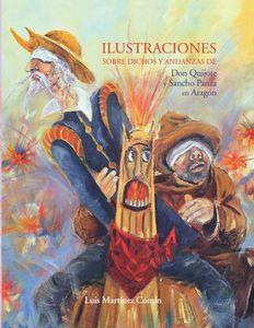 Ilustraciones de D.Quijote en Aragón
