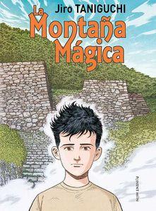 La montaña mágica- comic