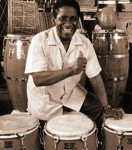 Afro Cuban Drum Beaters - Mongo Santamaría