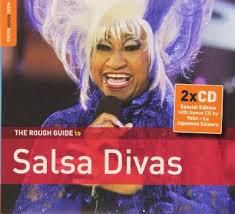 Artisti vari: Rough Guide To Salsa Divas