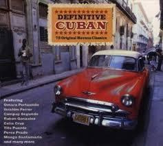 Artisti vari: Definitive Cuban
