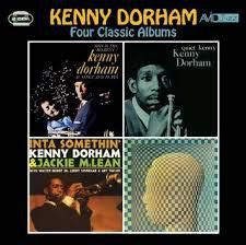KENNY DORHAM: Four Classic Albums (This Is the Moment/Quiet Kenny/Inta Something/Matador)