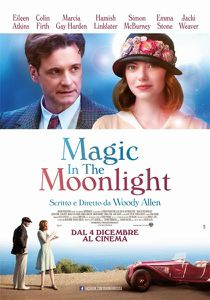 Magic in the moonlight: il nuovo film di Woody Allen presto nelle sale
