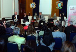 Presentación de Alarbadas, última novela de José Saramago