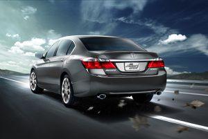 Nuevo Honda Accord Sport 2015