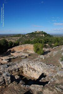 Poblado íbero de San Antonio, Calaceite, Teruel