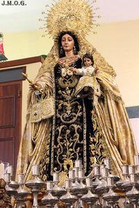 Virgen del Carmen de SanLeandro, Sevilla