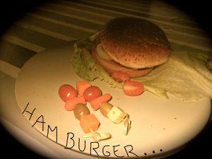 Hamburger °