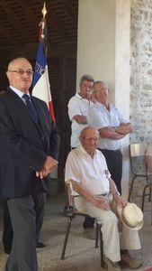 Un centenaire au village