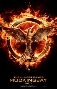 The Hunger Games - Mockingjay : Part 1