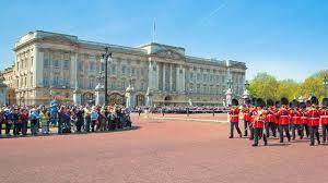 Le Palais de Buckingham : mythique et spectaculaire.