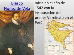 EL VIRREINATO DEL PERÚ - 1542