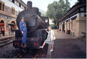 El camino del tren minero de Villablino será turístico en 18 meses
