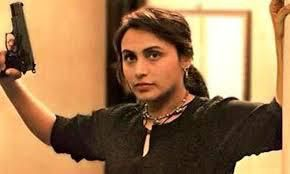 Rani Looks In Mardaani Movie