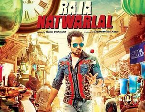 Second track - &quot&#x3B;dukki tikki&quot&#x3B; from Emraan Hashmi's RajaNatwarlal will release on