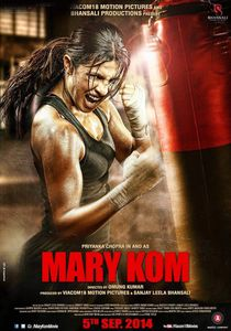 Bollywood Film Mary Kom Lookout