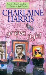 Grave Sight  Charlaine Harris C'est mercredi on lit...