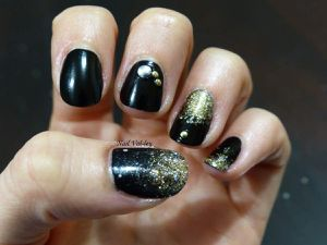 Nail art: simple ou one stroke?