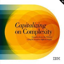IBM Global CEO Study &quot&#x3B;Capitalizing on Complexity&quot&#x3B;