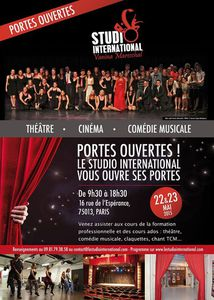Portes ouvertes au Studio International Vanina Mareschal