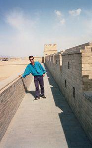 1992 octobre - La Route de la Soie (Chine &amp&#x3B; Mongolie)