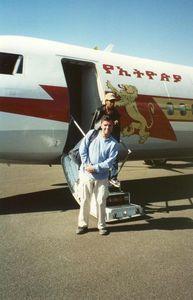 2001 février Soudan &amp&#x3B; Ethiopie