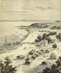 Antsiranana, vers 1887