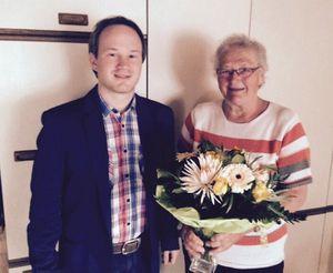 Brigitte Sangl nach über 42 Jahren Gemeindedienst verabschiedet