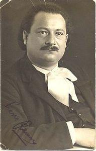 Pierre Ramus (1882 - 1942)