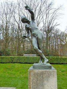 Skulpturengarten des Rodin-Museums