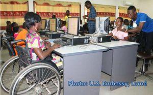 L'Ambassade des Etats-Unis plaide pour une inclusion totale des personnes handicapées