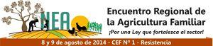 Productores del NEA debatirán en Resistencia  una ley que fortalezca la Agricultura Familiar