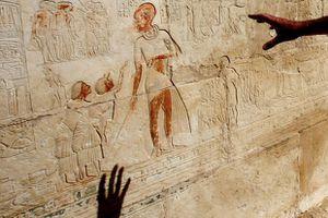 On sait comment Akhénaton a construit une ville en moins de 15 ans