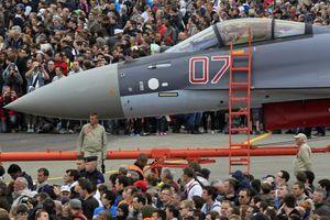 L'Indonésie recale le Rafale et choisit le Sukhoi Su-35