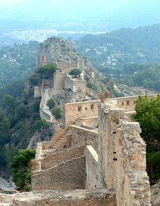 Château de Jàtiva