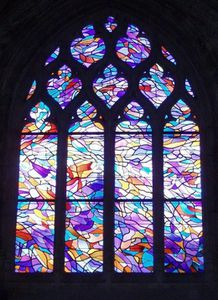 A. Mannessier - Eglise St Sepultre Abeville