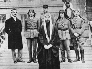 La question d'Orient et les accords de Sykes-Picot : Cent ans d'ingérence occidentale