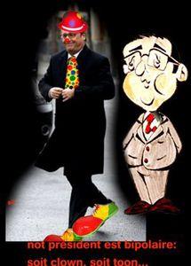 Hollande est « homme d'Etat mondial » de l'ânée