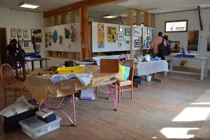 Coloc'Art au salon des arts de Guichen du 23 au 31 mai 2015