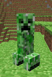 un creeper (minecraft)