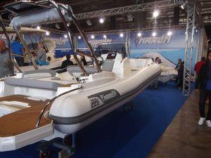 Salon nautique de Gênes 2015 SPECIAL SEMI-RIGIDE
