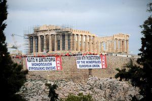 Grèce : Progression du KKE, victoire de Syriza – le peuple grec vote non à l'UE, la Troïka et l'oligarchie capitaliste